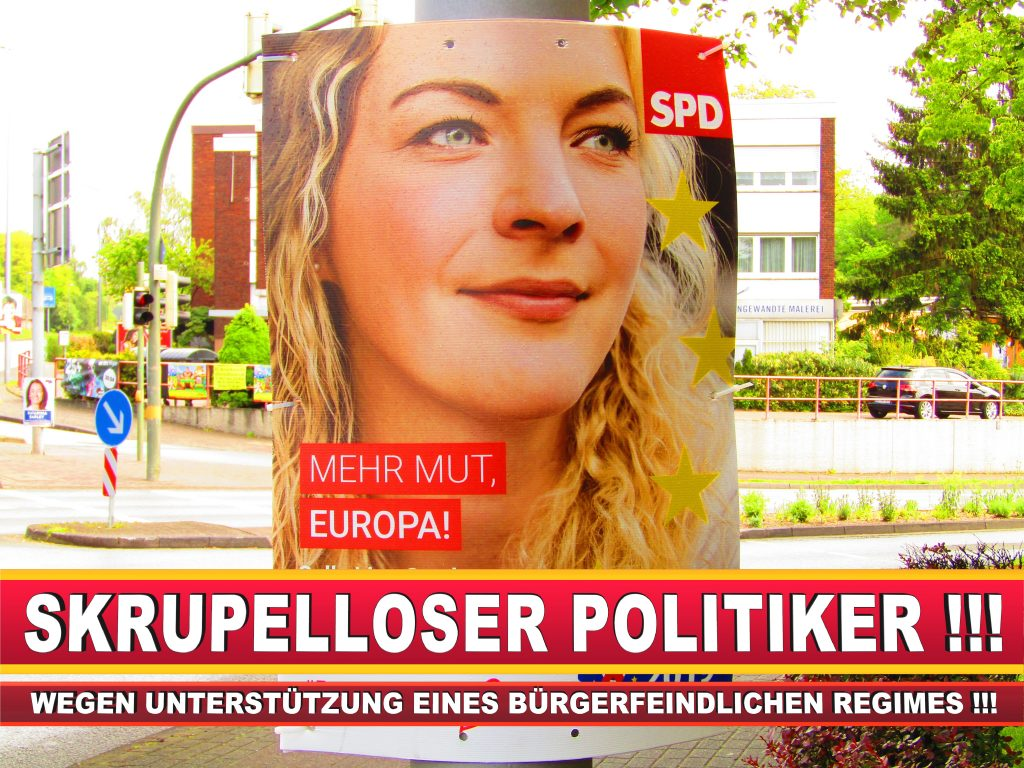 Europawahl Deutschland Wahlplakate CDU SPD FDP Grüne Linke AfD (25)