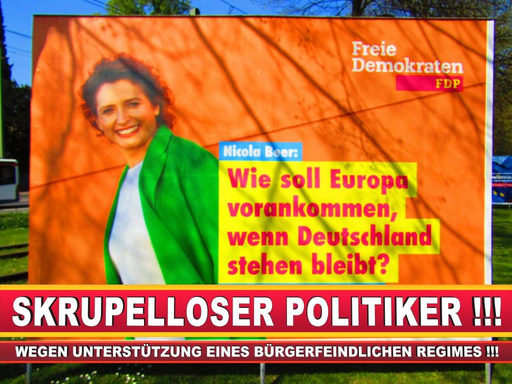 Europawahl Deutschland Wahlplakate CDU SPD FDP Grüne Linke AfD (36)