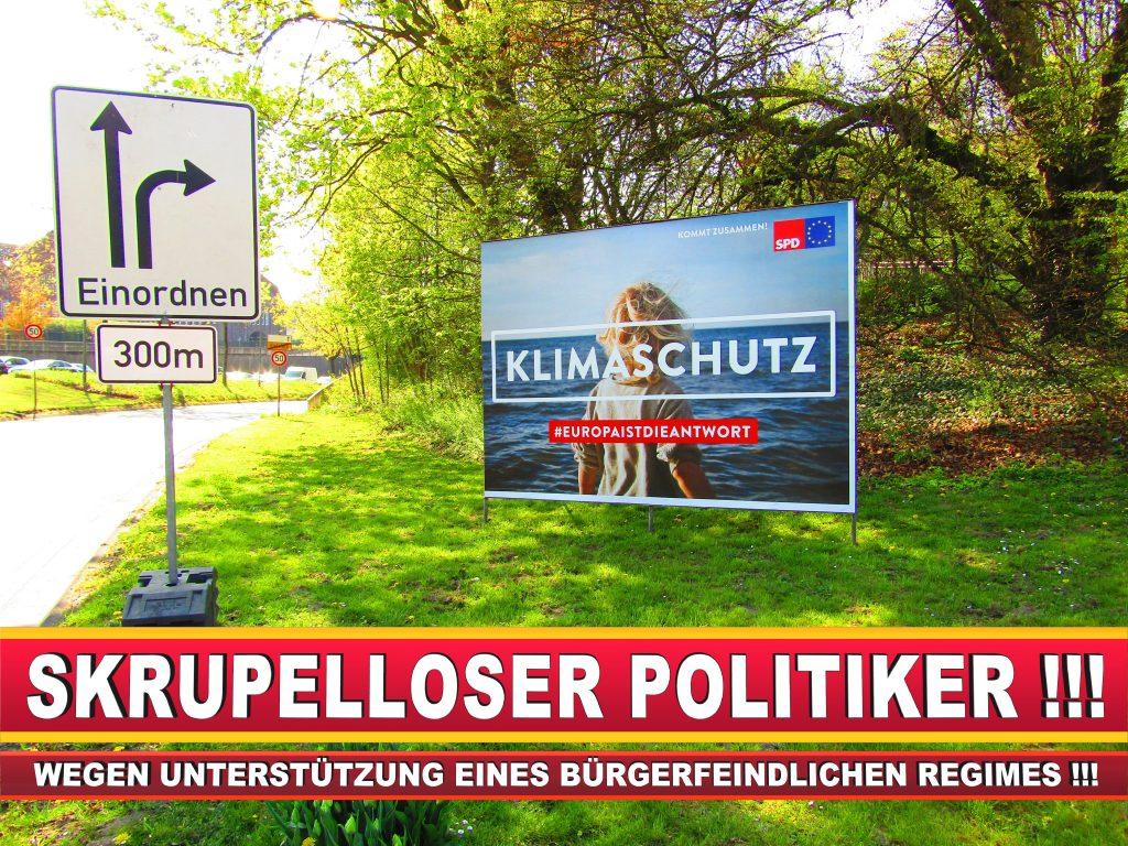 Europawahl Deutschland Wahlplakate CDU SPD FDP Grüne Linke AfD (60)