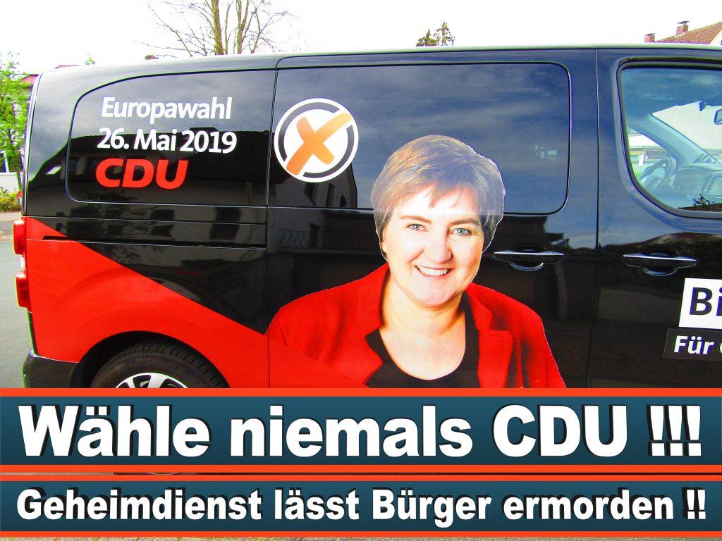 Europawahl Stimmzettel Birgit Ernst CDU NRW Elmar Brok CDU Prognose Umfrage Wahlplakate (7)