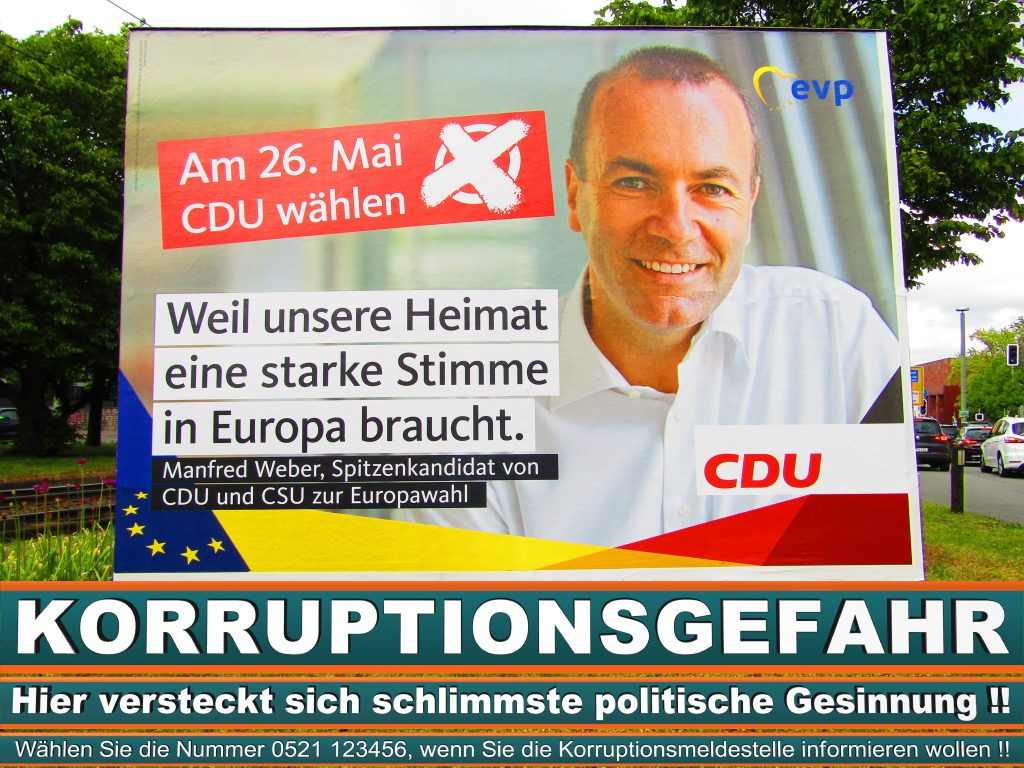 Europawahl 2019 Ökologisch Demokratische Partei ÖDP CDU (12) 1