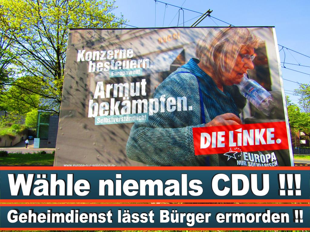 Europawahl 2019 9 Manfred Schramm Wahlplakat Europawahl Deutschland Wahlwerbung Stimmzettel Umfrage Termin Prognose Parteien Kandidaten (31)