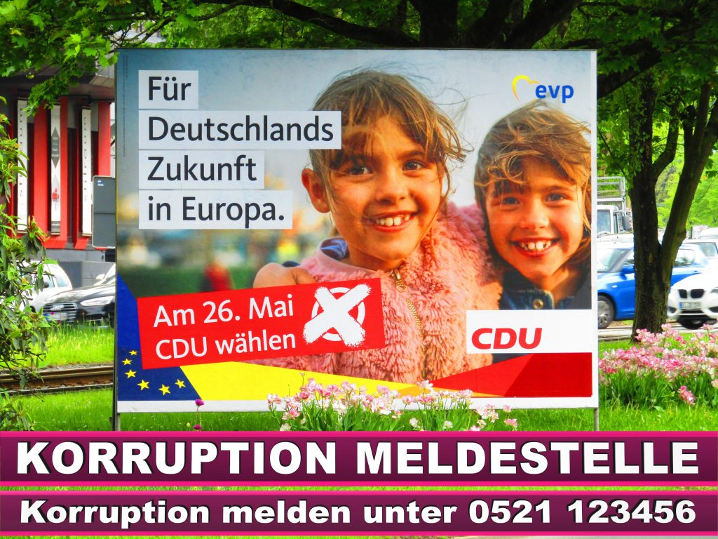 Europawahl 2019 Fotis Matentzoglou Wahlplakat CDU (44)