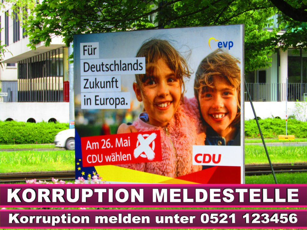 Europawahl 2019 Helmut Scholz Wahlplakat CDU (36)