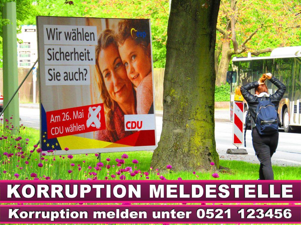 Europawahl 2019 Iris Hoffmann Wahlplakat CDU (29)