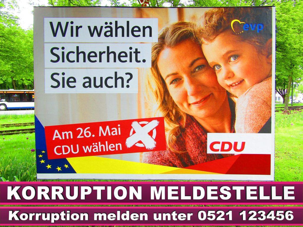 Europawahl 2019 Isabel Pfeil Wahlplakat CDU (17)