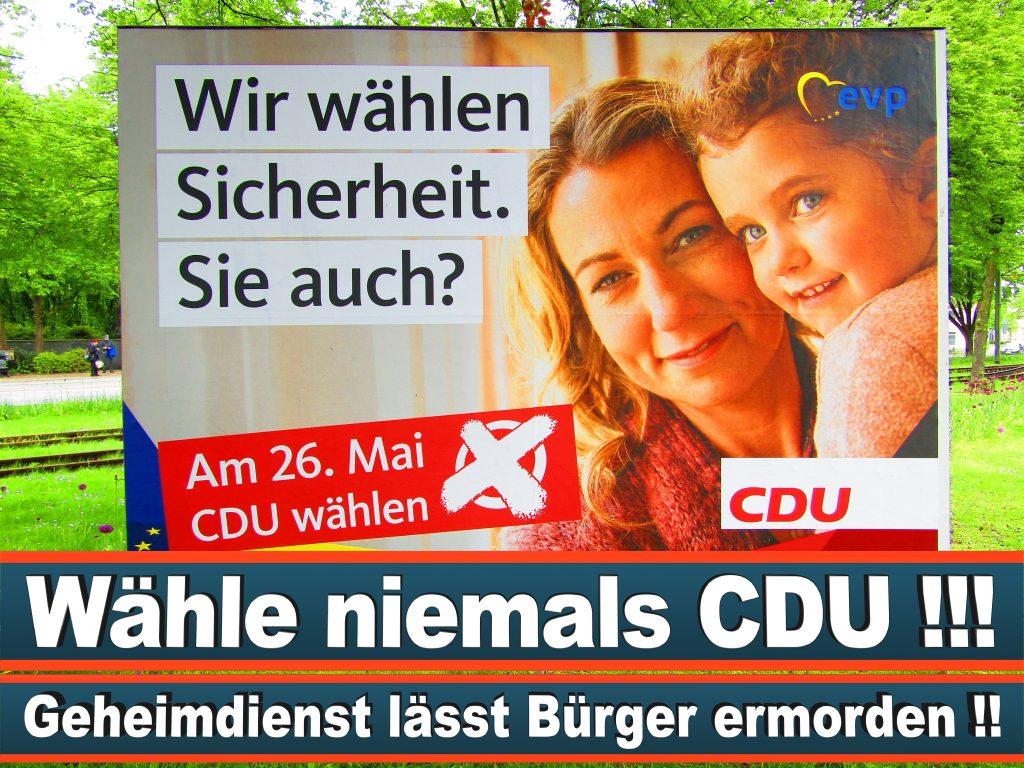 Europawahl 2019 Isabella Ritter Wahlplakat CDU (20) 3