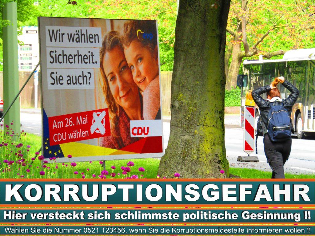 Europawahl 2019 Josef Leinen Wahlplakat CDU (29) 1