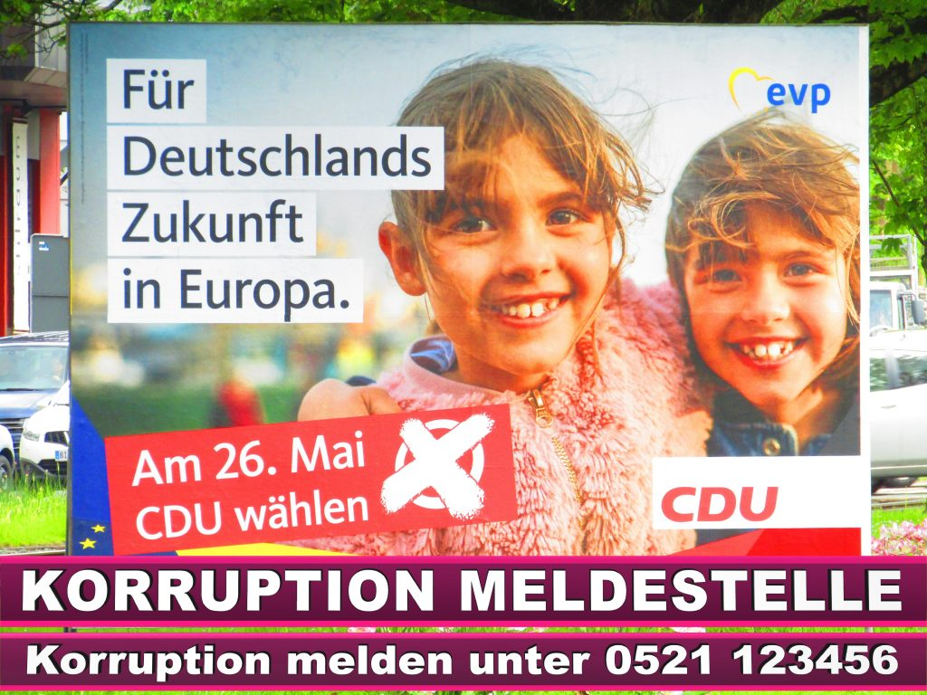 Europawahl 2019 Keith Barlow Wahlplakat CDU (43)