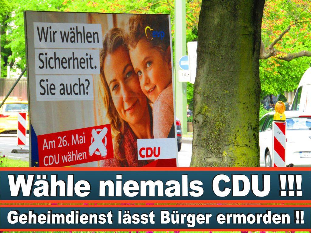 Europawahl 2019 Knut Fleckenstein Wahlplakat CDU (28) 3