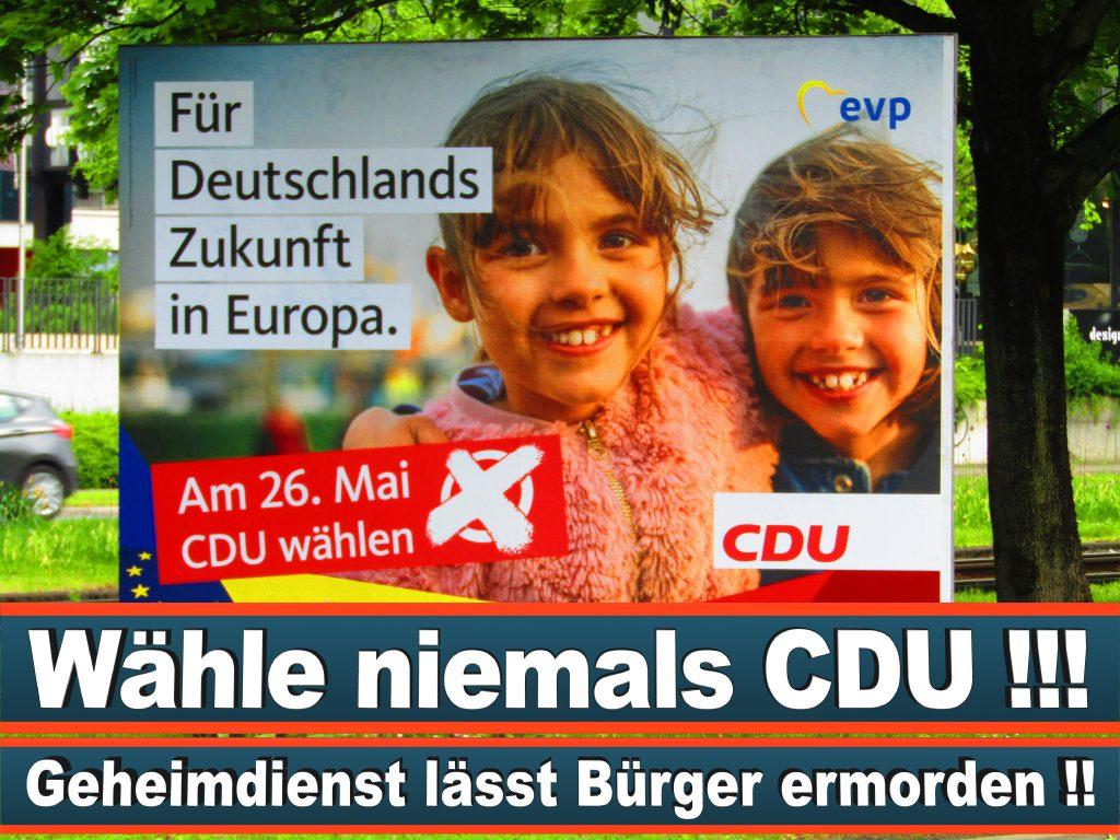 Europawahl 2019 Lars Patrick Berg Wahlplakat CDU (46) 3