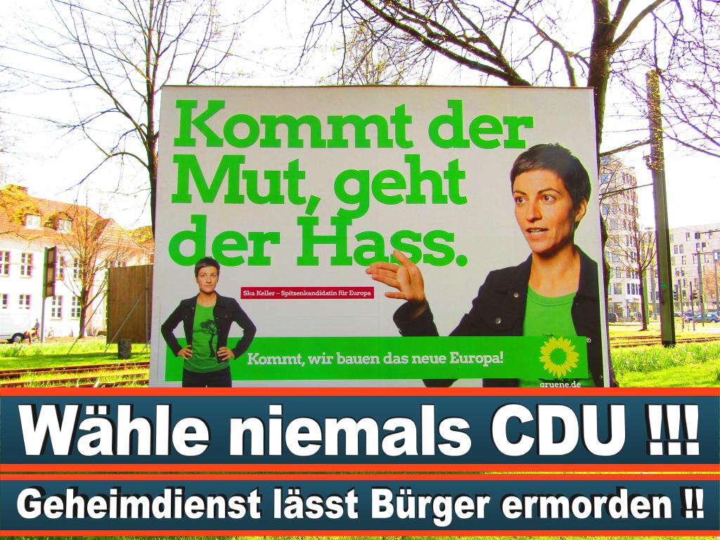 Europawahl 2019 Lisa Stemmer Berlin Europawahl Deutschland Wahlwerbung Stimmzettel Umfrage Termin Prognose Parteien Kandidaten (47)
