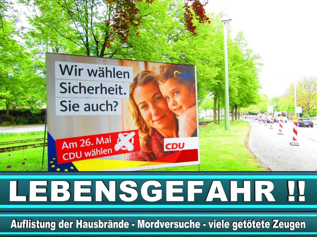 Europawahl 2019 Manfred Weber MdEP Wahlplakat CDU (18) 2