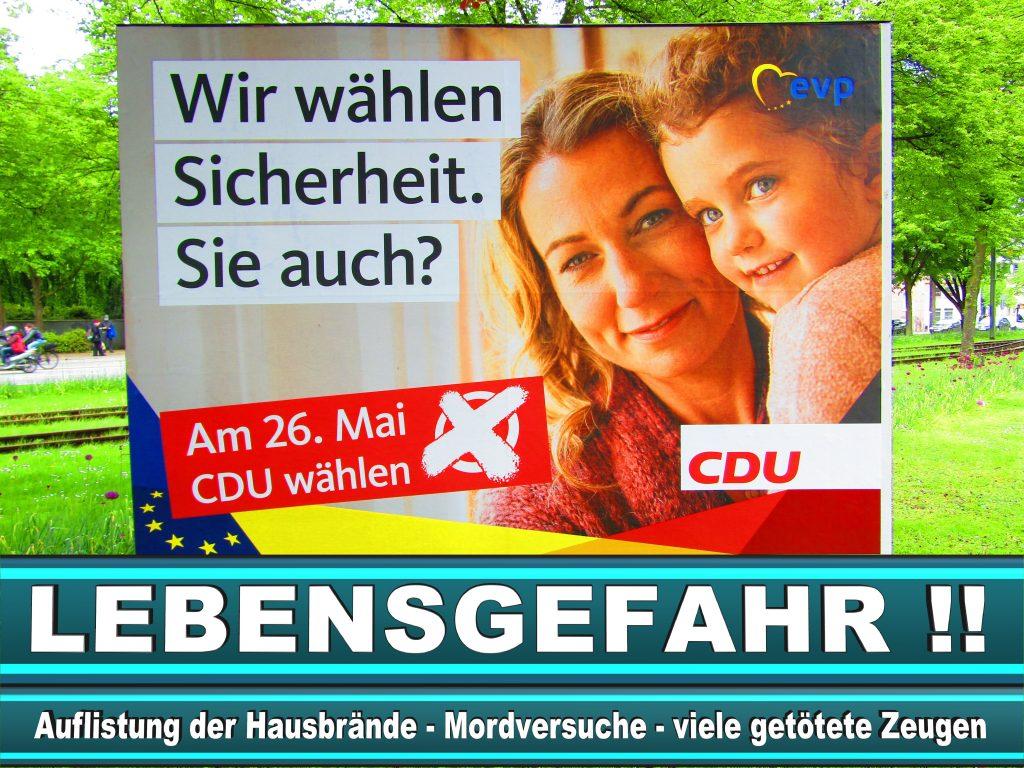 Europawahl 2019 Manfred Weber Wahlplakat CDU (23) 2