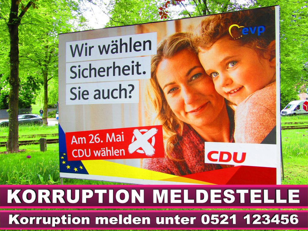 Europawahl 2019 Maria Noichl Wahlplakat CDU (25)