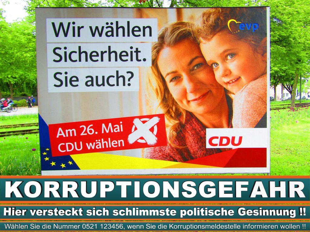 Europawahl 2019 Maria Sponsel Wahlplakat CDU (23) 1
