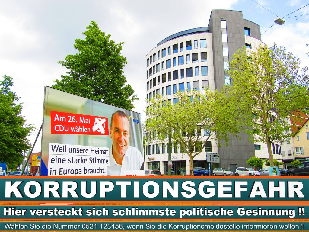 Europawahl 2019 Markus Meyer Wahlplakat CDU (16) 1