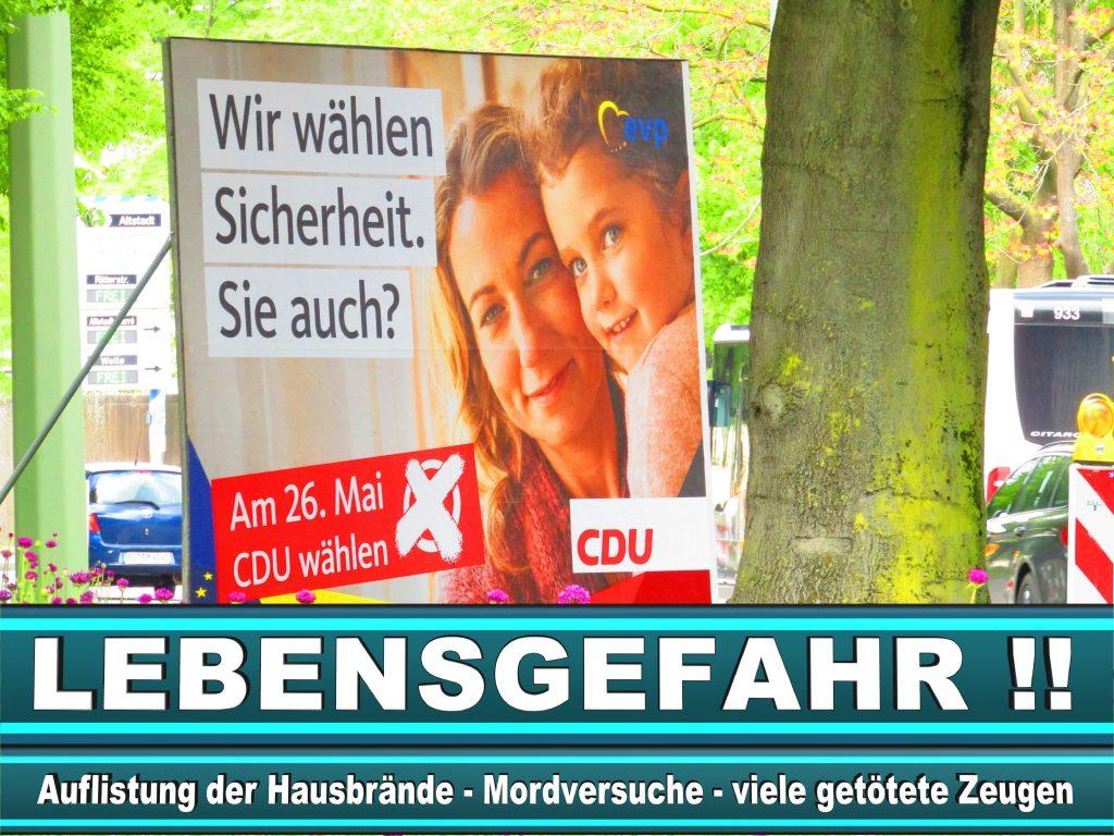 Europawahl 2019 Martin Häusling Wahlplakat CDU (31) 2