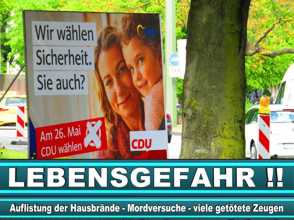 Europawahl 2019 Martina Werner Wahlplakat CDU (28) 2