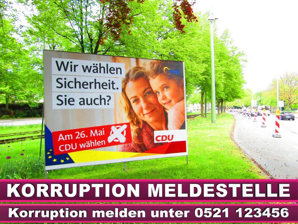 Europawahl 2019 Peter Olszewski Wahlplakat CDU (18)