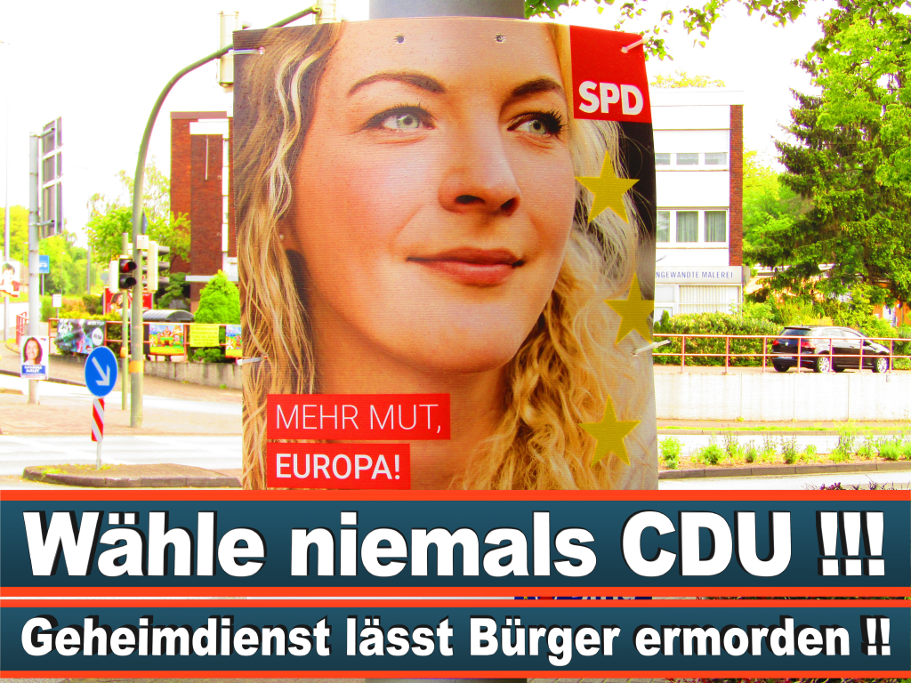 Europawahl 2019 Petra Berger Kaufmann Wahlplakat Europawahl Deutschland Wahlwerbung Stimmzettel Umfrage Termin Prognose Parteien Kandidaten (26)