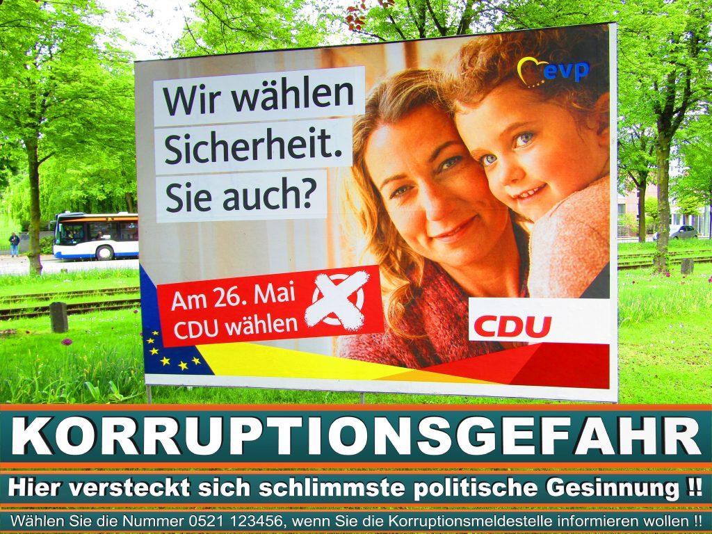 Europawahl 2019 Prof Dr Dietmar Köster Wahlplakat CDU (26) 1