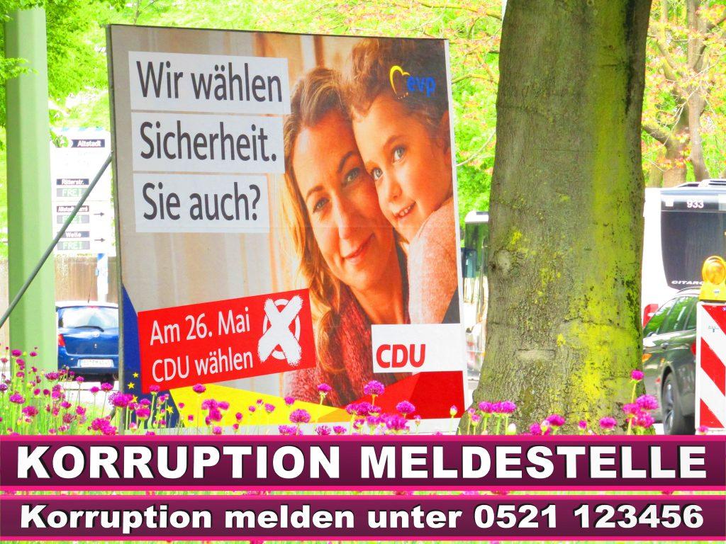Europawahl 2019 Reinhard Bütikofer Wahlplakat CDU (31)