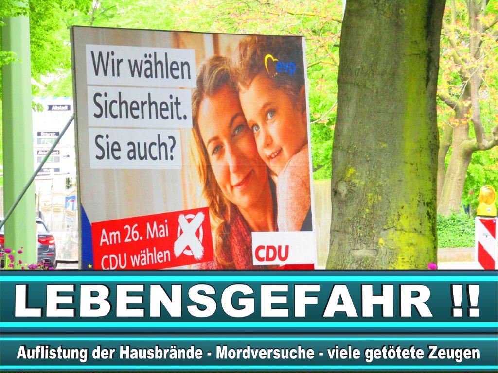 Europawahl 2019 Romeo Franz Wahlplakat CDU (32) 2