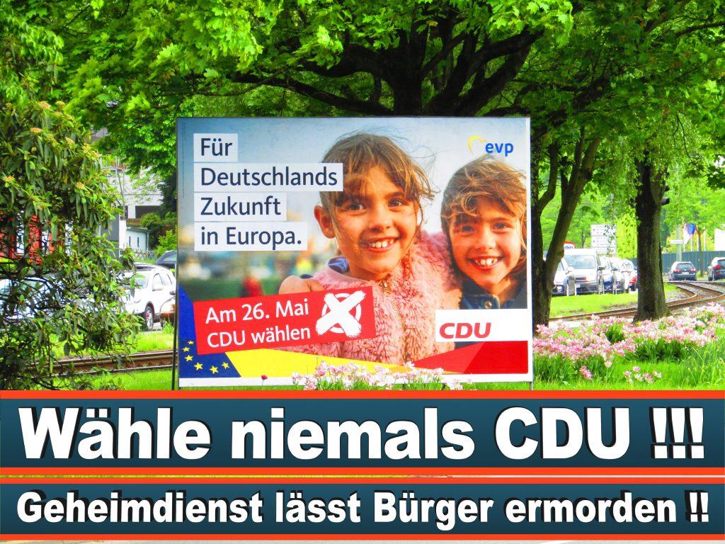 Europawahl 2019 Sahra Mirow Wahlplakat CDU (42) 3