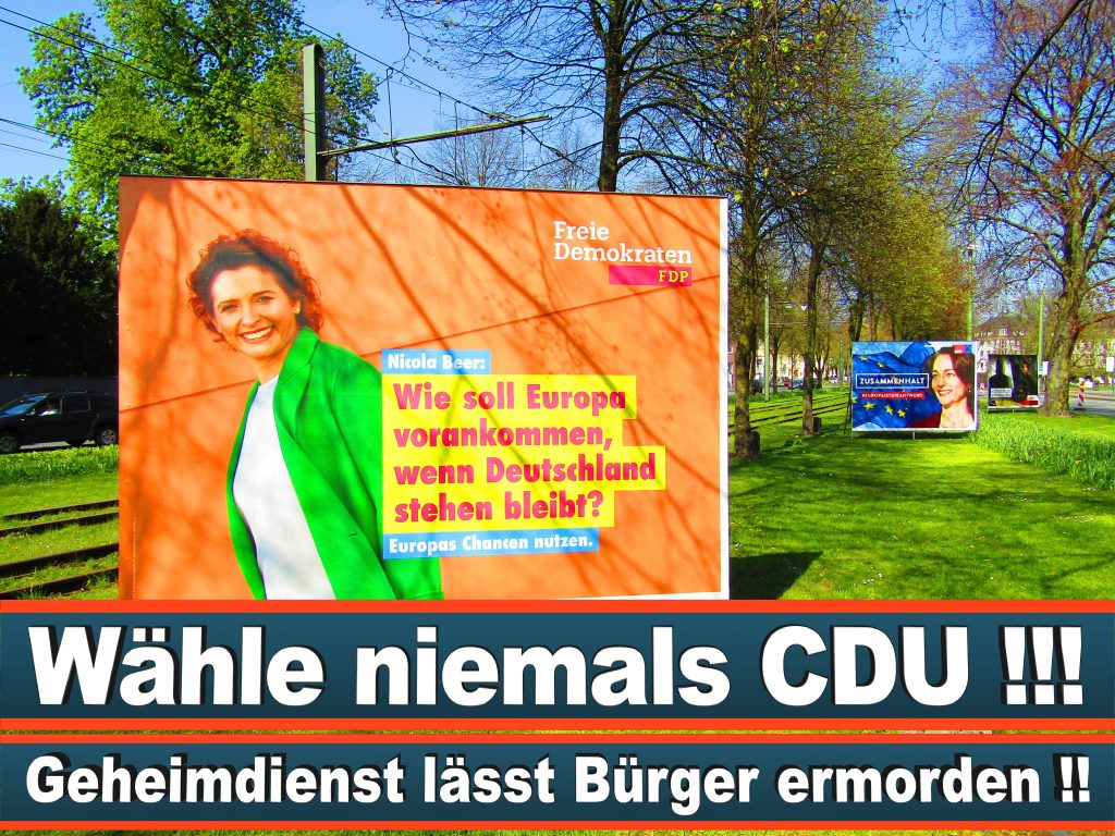 Europawahl 2019 Sandra Lück Aus Vettweiß NRW Europawahl Deutschland Wahlwerbung Stimmzettel Umfrage Termin Prognose Parteien Kandidaten (34)