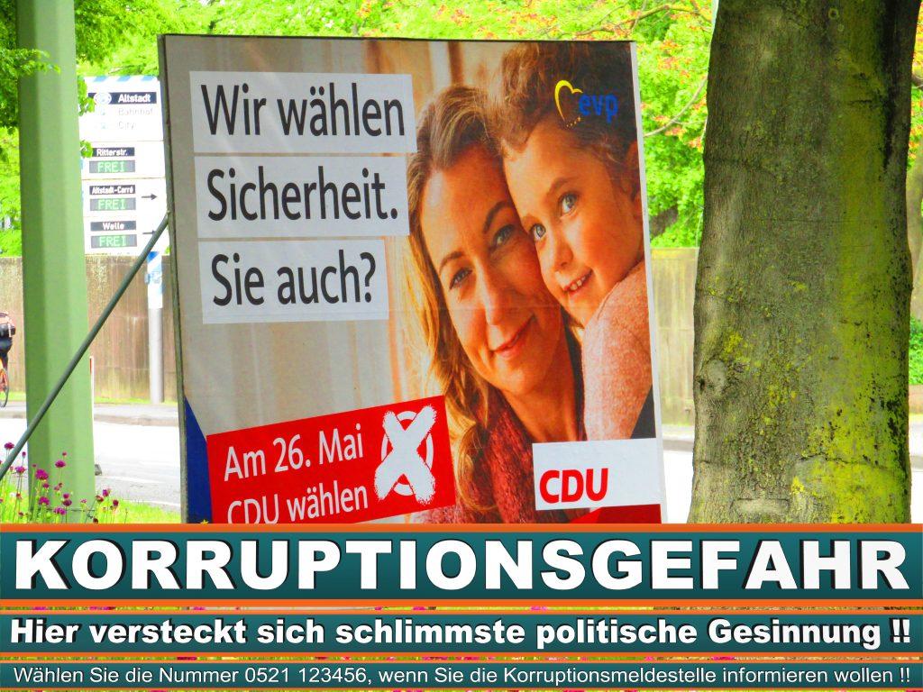 Europawahl 2019 Ska Franziska Keller Wahlplakat CDU (30) 1