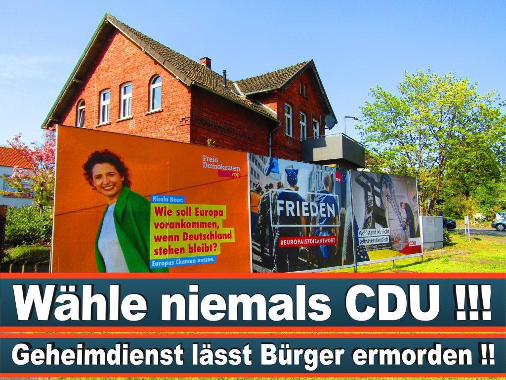 Europawahl 2019 Spitzenkandidatin Gina Bechtold Europawahl Deutschland Wahlwerbung Stimmzettel Umfrage Termin Prognose Parteien Kandidaten (93)
