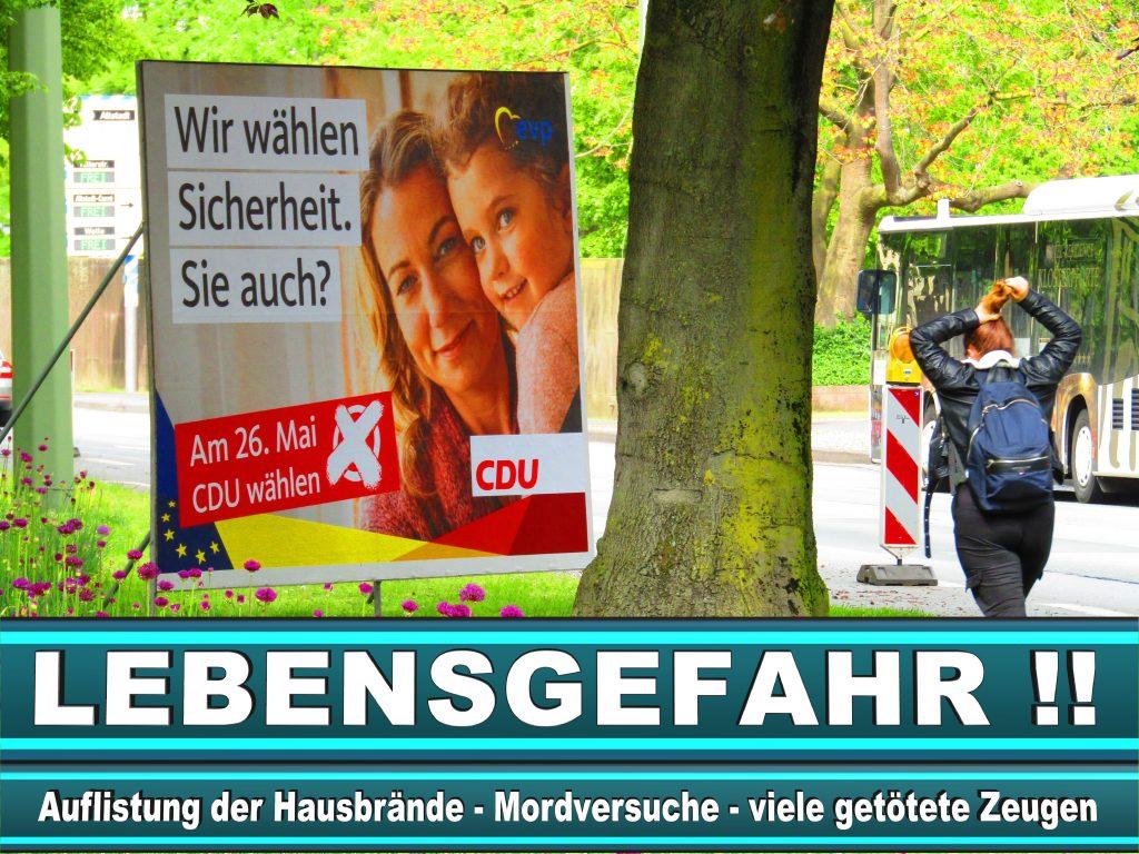 Europawahl 2019 Spitzenkandidatin Der SPD Wahlplakat CDU (29) 2