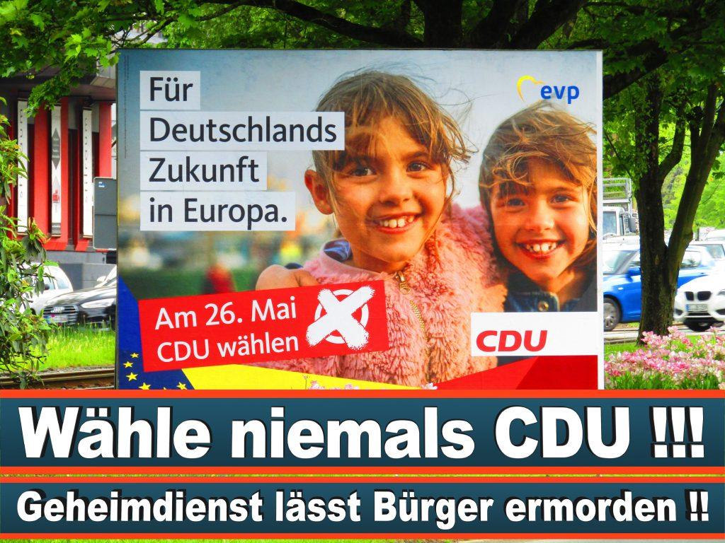 Europawahl 2019 Susanne Steffgen Wahlplakat CDU (44) 3