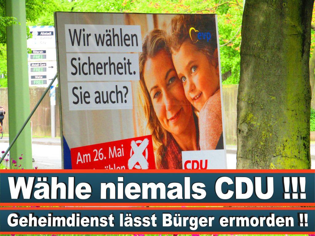 Europawahl 2019 Terry Theresa Reintke Wahlplakat CDU (30) 3