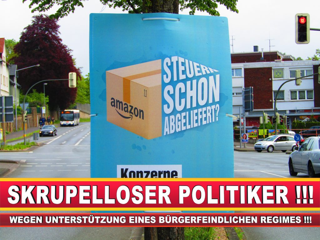 Europawahl Deutschland Wahlplakate CDU SPD FDP Grüne Linke AfD (17)