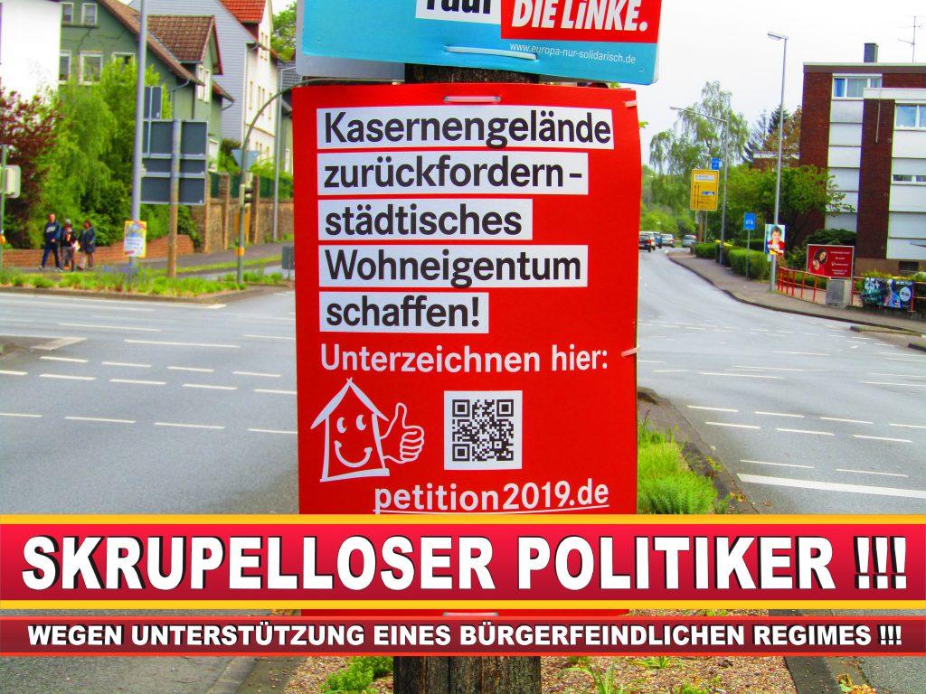 Europawahl Deutschland Wahlplakate CDU SPD FDP Grüne Linke AfD (21)