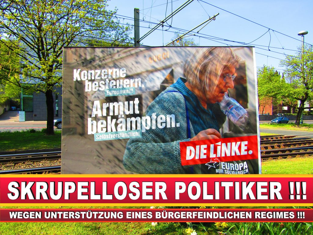 Europawahl Deutschland Wahlplakate CDU SPD FDP Grüne Linke AfD (28)