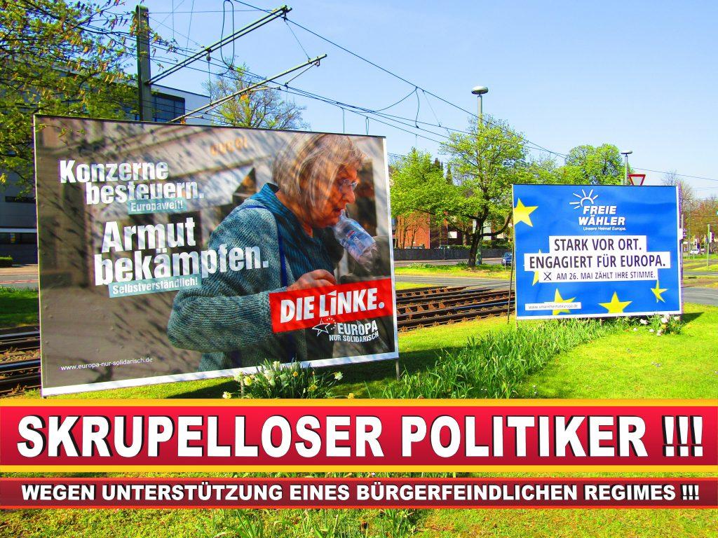 Europawahl Deutschland Wahlplakate CDU SPD FDP Grüne Linke AfD (29)
