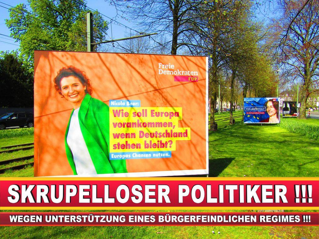 Europawahl Deutschland Wahlplakate CDU SPD FDP Grüne Linke AfD (33)