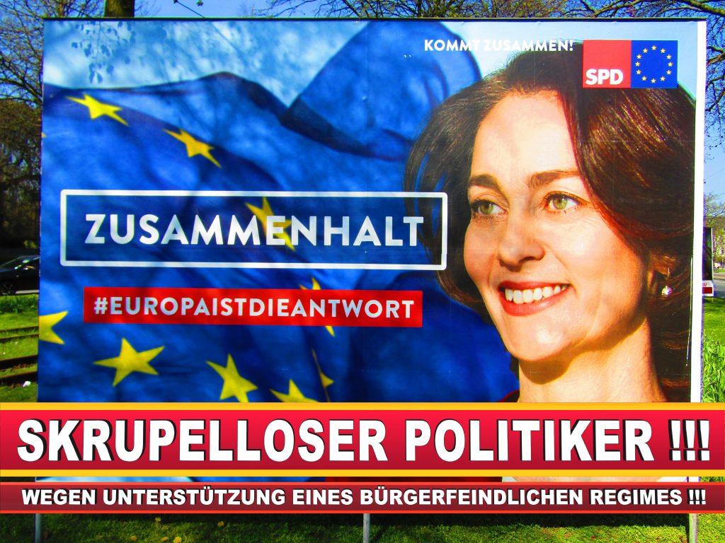 Europawahl Deutschland Wahlplakate CDU SPD FDP Grüne Linke AfD (40)