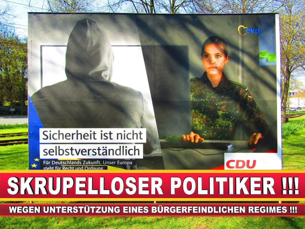 Europawahl Deutschland Wahlplakate CDU SPD FDP Grüne Linke AfD (41)