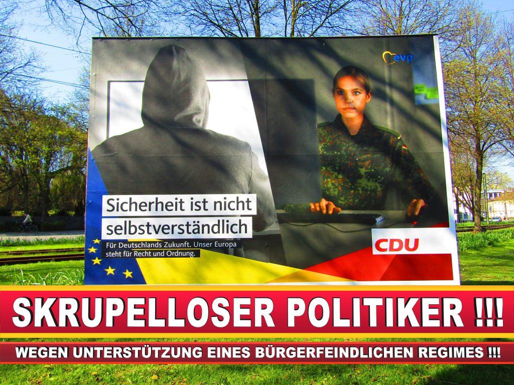 Europawahl Deutschland Wahlplakate CDU SPD FDP Grüne Linke AfD (42)