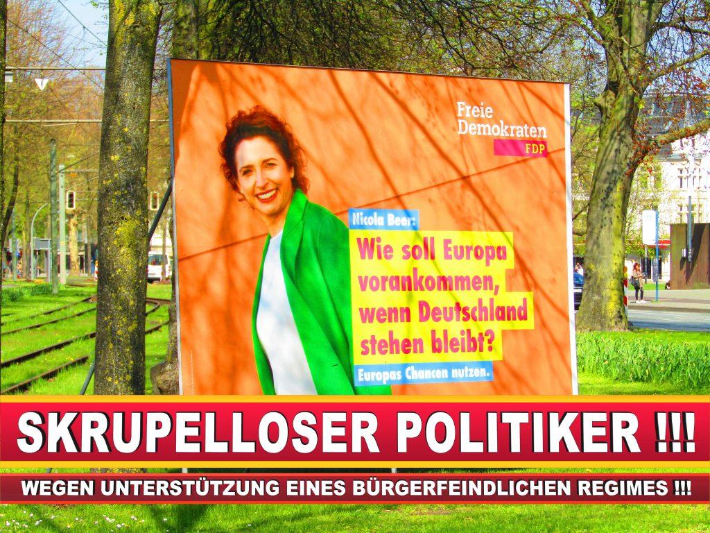 Europawahl Deutschland Wahlplakate CDU SPD FDP Grüne Linke AfD (47)