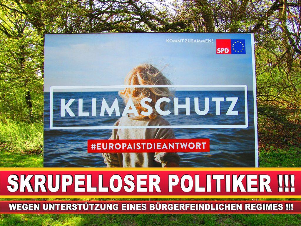 Europawahl Deutschland Wahlplakate CDU SPD FDP Grüne Linke AfD (52)