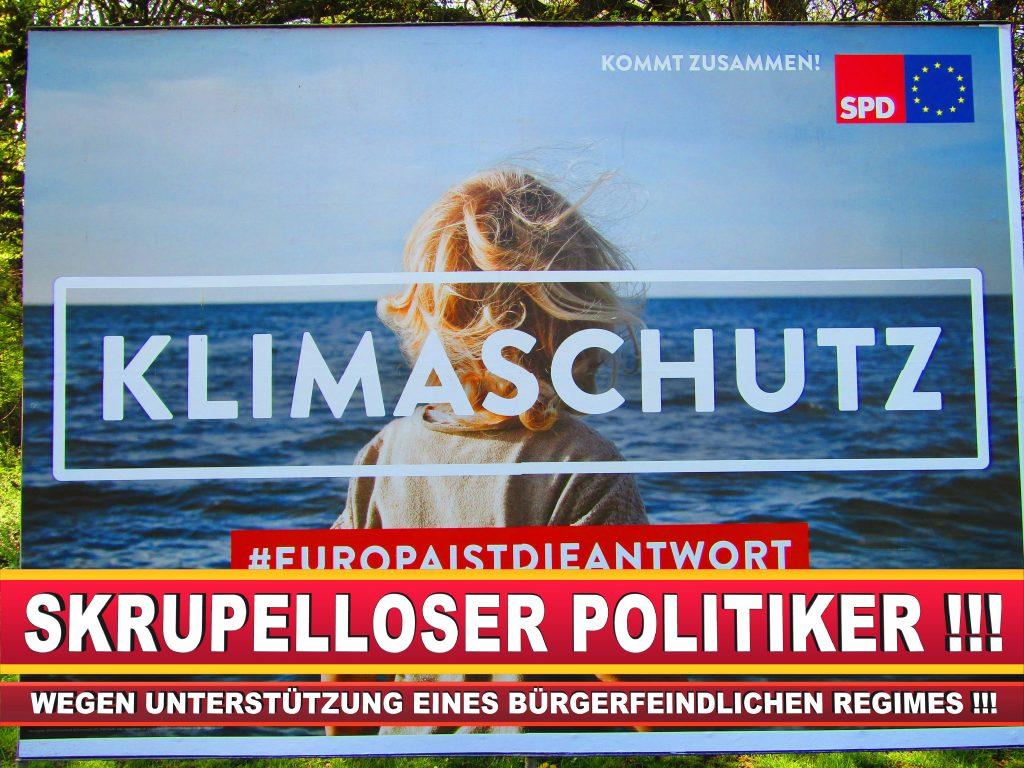 Europawahl Deutschland Wahlplakate CDU SPD FDP Grüne Linke AfD (54)