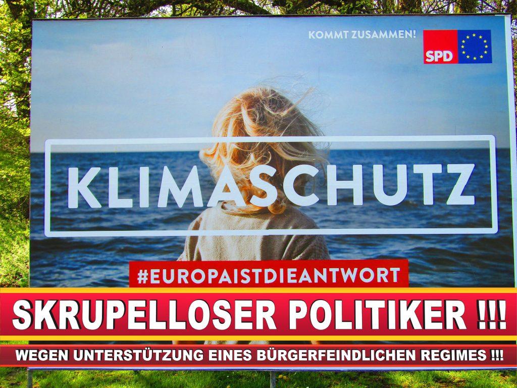 Europawahl Deutschland Wahlplakate CDU SPD FDP Grüne Linke AfD (57)