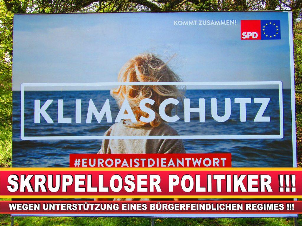 Europawahl Deutschland Wahlplakate CDU SPD FDP Grüne Linke AfD (58)
