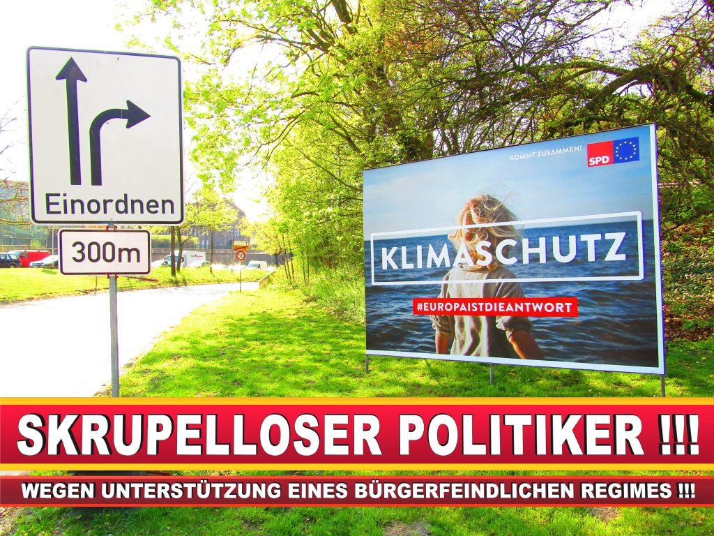 Europawahl Deutschland Wahlplakate CDU SPD FDP Grüne Linke AfD (59)