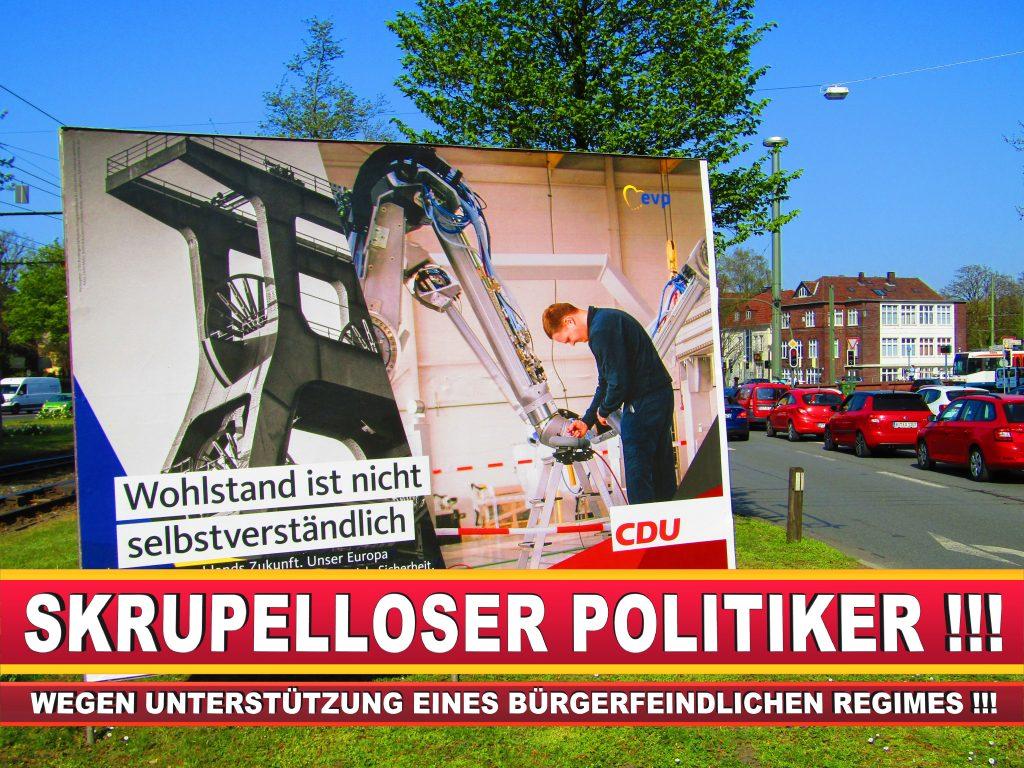 Europawahl Deutschland Wahlplakate CDU SPD FDP Grüne Linke AfD (71)